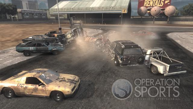 FlatOut: Ultimate Carnage Screenshot #21 for PC