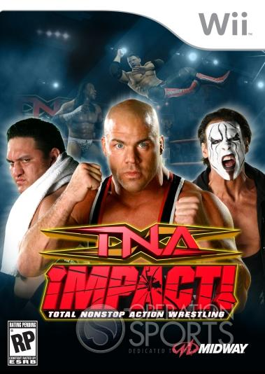 TNA iMPACT! Screenshot #14 for Xbox 360