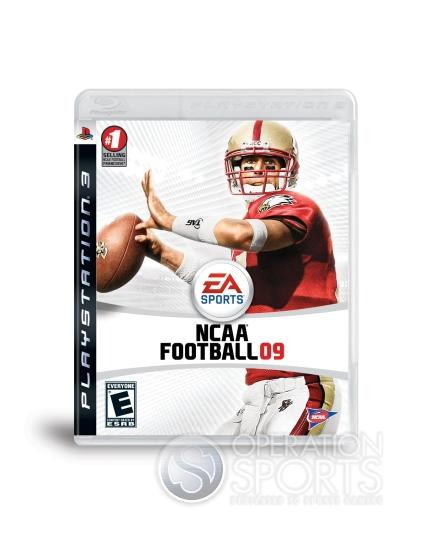 NCAA Football 09 Screenshot #7 for PS3