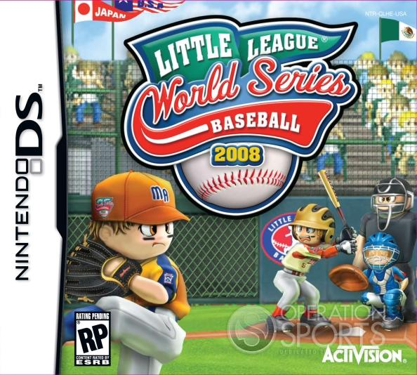 Little League World Series 2008 Screenshot #1 for NDS