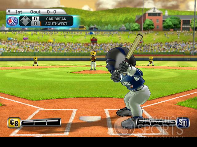 Little League World Series 2008 Screenshot #3 for Wii
