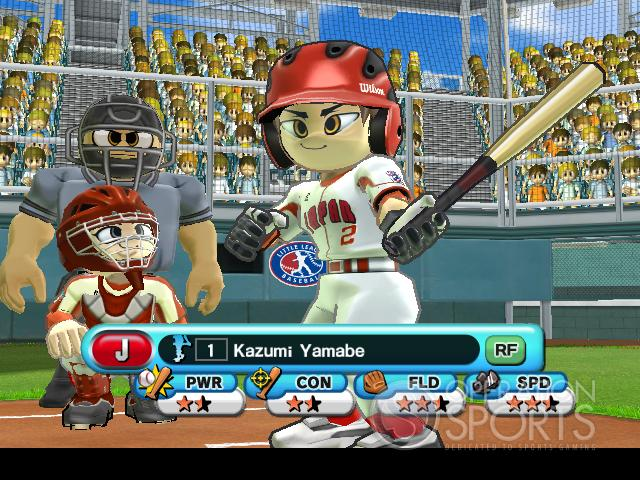 Little League World Series 2008 Screenshot #6 for Wii