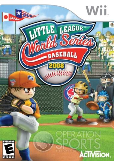 Little League World Series 2008 Screenshot #7 for Wii