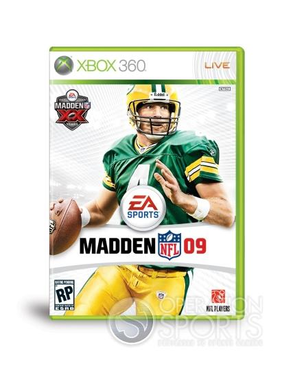 Madden NFL 09 Screenshot #3 for Xbox 360