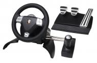 Porsche 911 Turbo Racing Wheel screenshot #1 for PS3 - Click to view