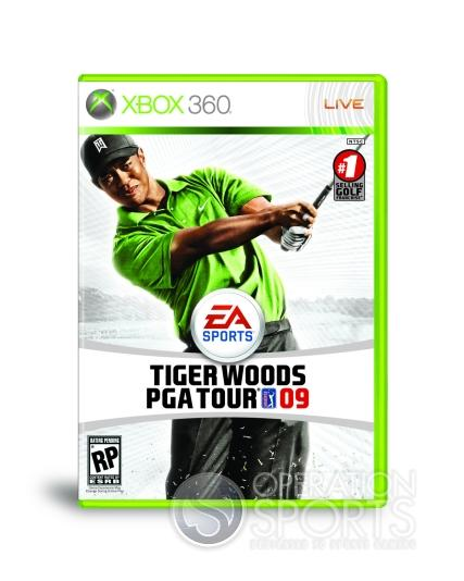 Tiger Woods PGA Tour 09 Screenshot #5 for Xbox 360