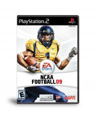 NCAA Football 09 screenshot #3 for PS2 - Click to view