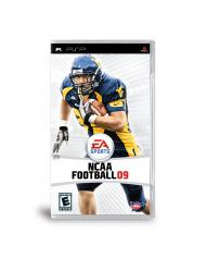 NCAA Football 09 screenshot #4 for PSP - Click to view