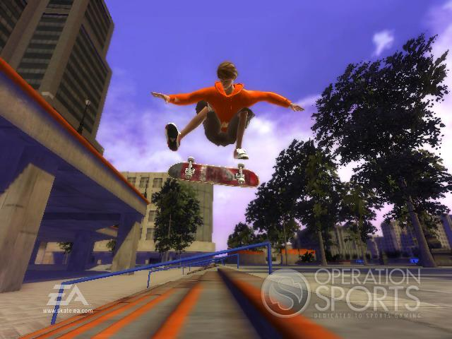 Skate It Screenshot #1 for Wii