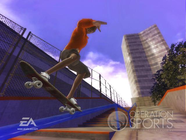 Skate It Screenshot #2 for Wii