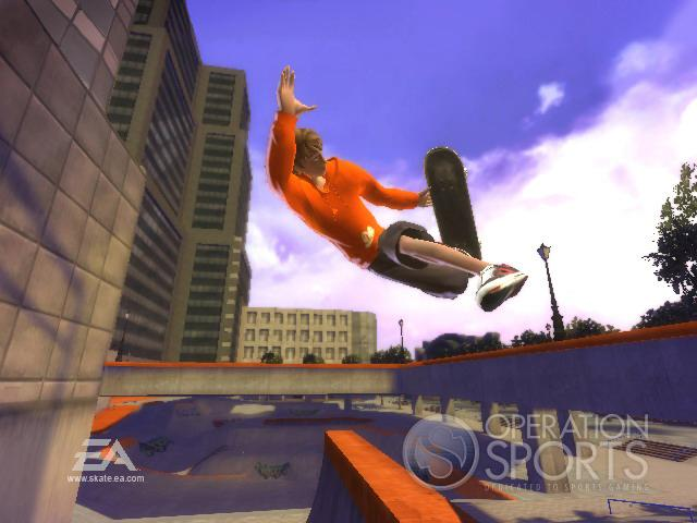 Skate It Screenshot #3 for Wii