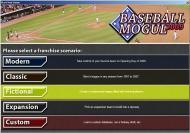 Baseball Mogul 2009 screenshot #4 for PC - Click to view