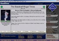 Baseball Mogul 2009 screenshot #8 for PC - Click to view