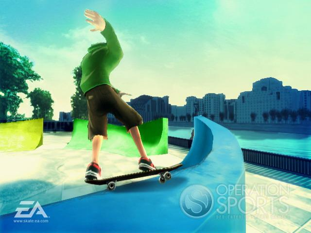 Skate It Screenshot #4 for Wii