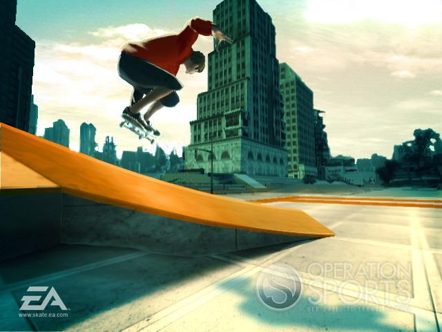 Skate It Screenshot #6 for Wii