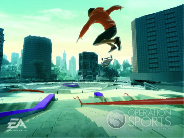 Skate It Screenshot #7 for Wii