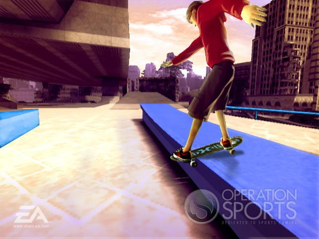 Skate It Screenshot #8 for Wii