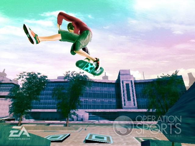 Skate It Screenshot #9 for Wii