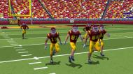 NCAA Football 09 screenshot #3 for Wii - Click to view