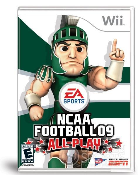 NCAA Football 09 Screenshot #6 for Wii