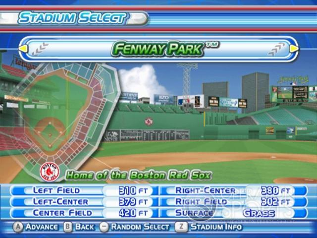 MLB Power Pros 2008 Screenshot #7 for Wii