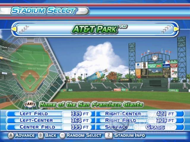 MLB Power Pros 2008 Screenshot #8 for Wii