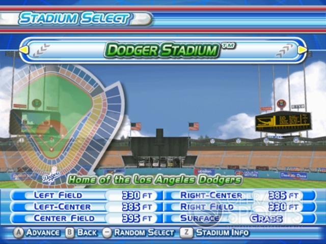 MLB Power Pros 2008 Screenshot #9 for Wii