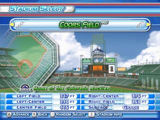 MLB Power Pros 2008 Screenshot #11 for Wii