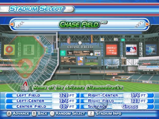 MLB Power Pros 2008 Screenshot #12 for Wii