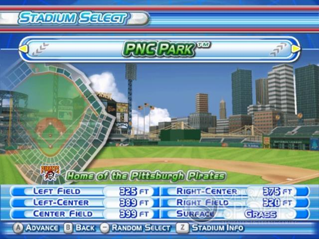 MLB Power Pros 2008 Screenshot #13 for Wii