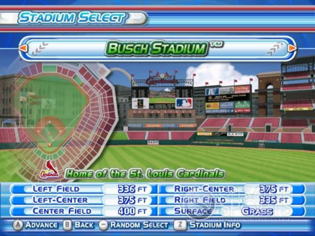 MLB Power Pros 2008 Screenshot #16 for Wii
