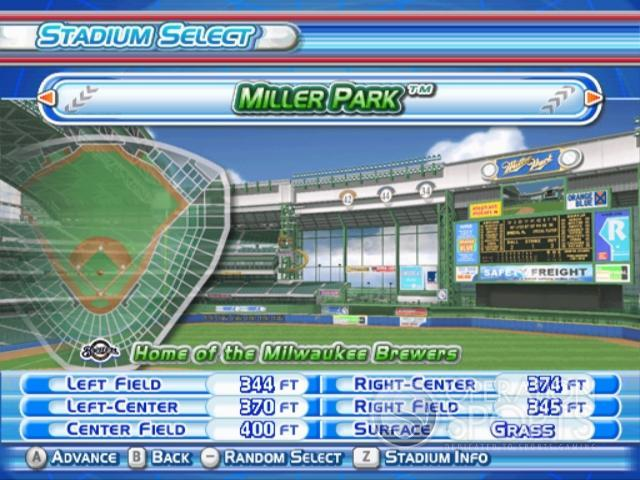 MLB Power Pros 2008 Screenshot #17 for Wii