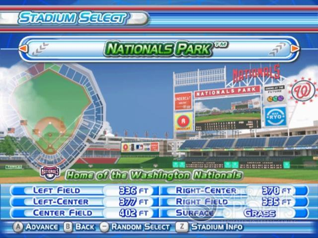 MLB Power Pros 2008 Screenshot #20 for Wii