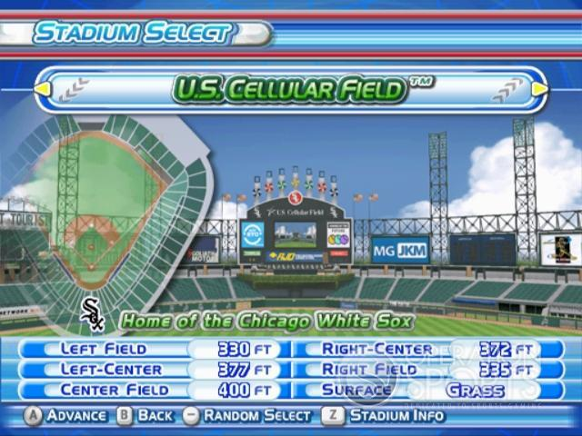 MLB Power Pros 2008 Screenshot #28 for Wii