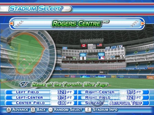 MLB Power Pros 2008 Screenshot #35 for Wii