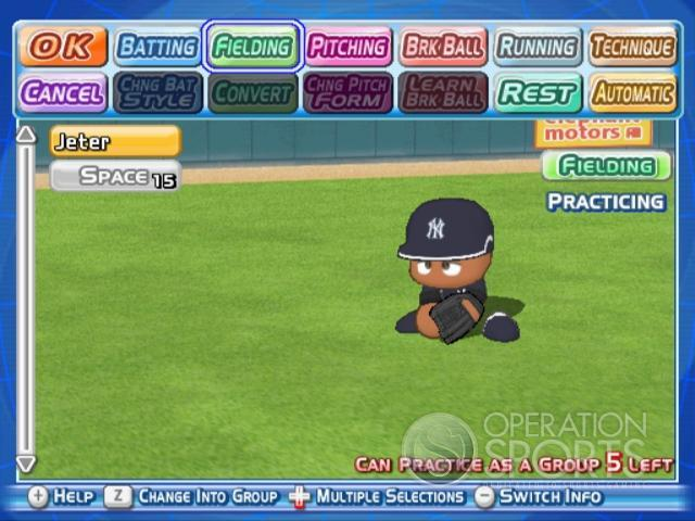 MLB Power Pros 2008 Screenshot #40 for Wii