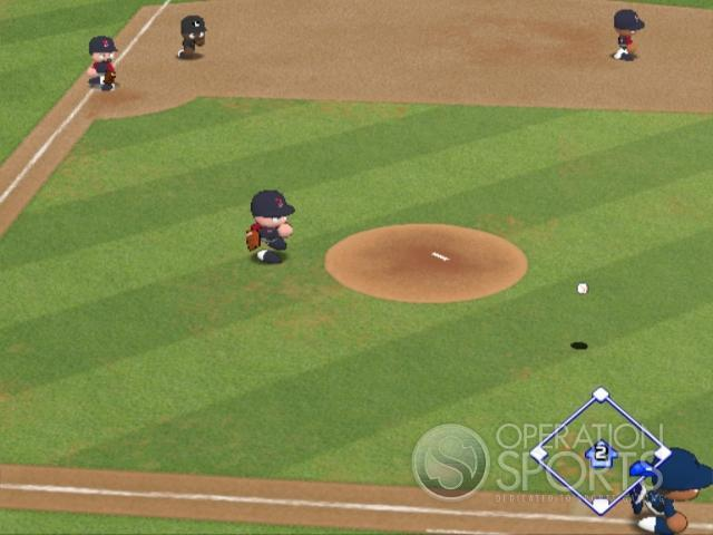 MLB Power Pros 2008 Screenshot #58 for Wii
