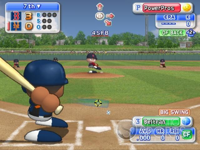 MLB Power Pros 2008 Screenshot #60 for Wii