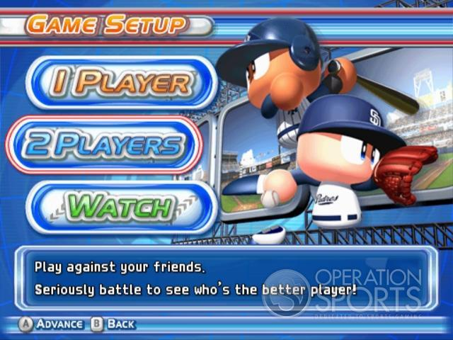 MLB Power Pros 2008 Screenshot #88 for Wii
