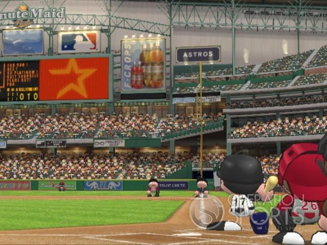 MLB Power Pros 2008 Screenshot #91 for Wii