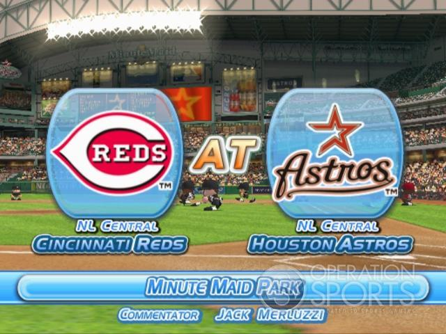 MLB Power Pros 2008 Screenshot #93 for Wii