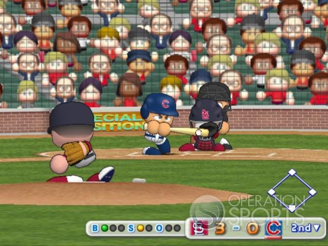 MLB Power Pros 2008 Screenshot #95 for Wii