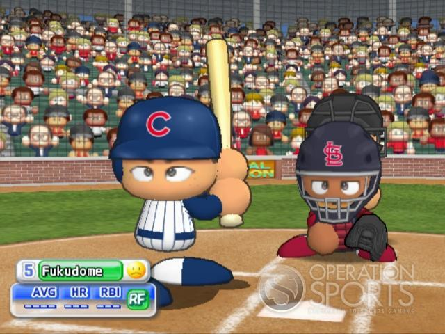 MLB Power Pros 2008 Screenshot #96 for Wii