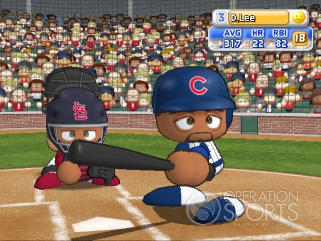 MLB Power Pros 2008 Screenshot #97 for Wii