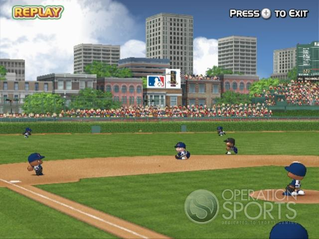 MLB Power Pros 2008 Screenshot #99 for Wii