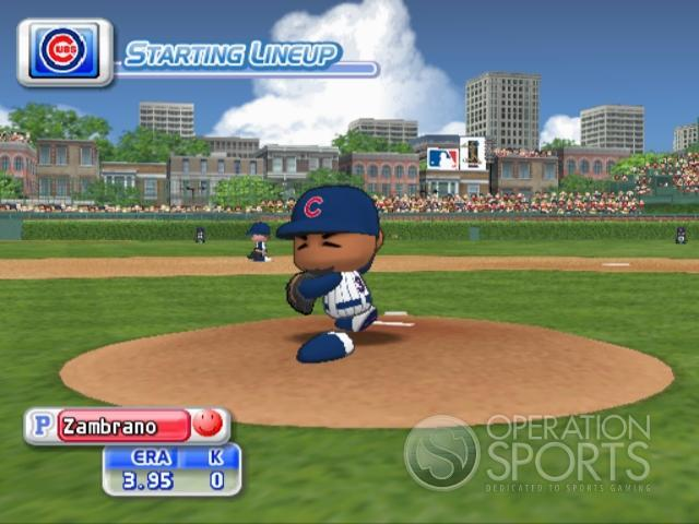 MLB Power Pros 2008 Screenshot #100 for Wii