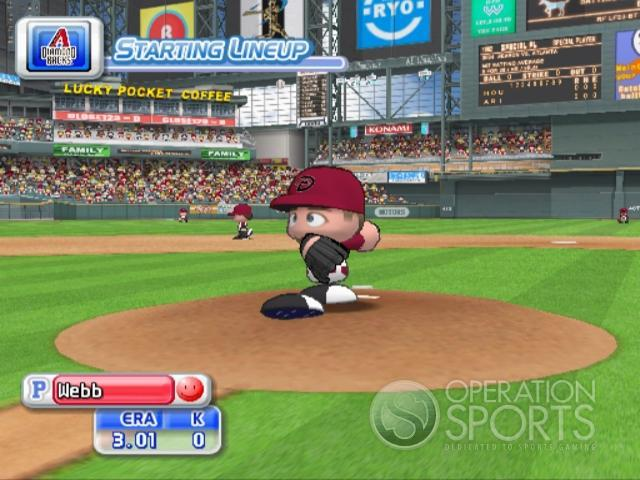 MLB Power Pros 2008 Screenshot #107 for Wii
