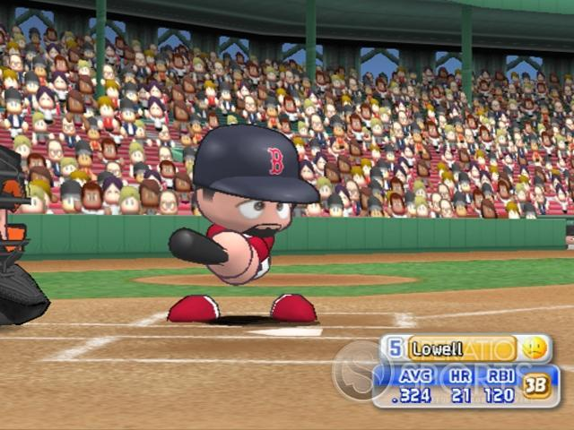 MLB Power Pros 2008 Screenshot #112 for Wii