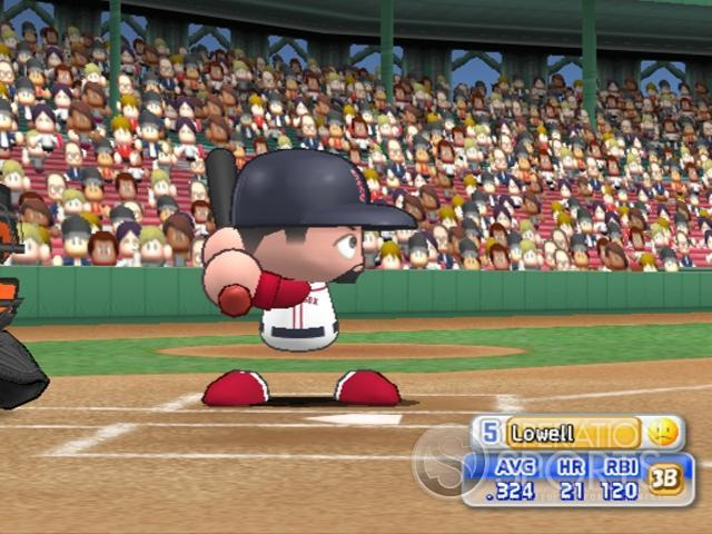 MLB Power Pros 2008 Screenshot #113 for Wii