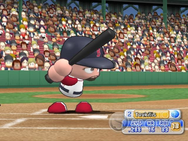 MLB Power Pros 2008 Screenshot #114 for Wii